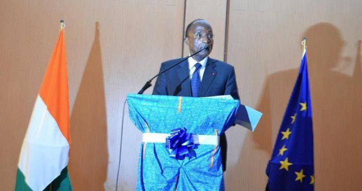 Côte d'Ivoire – Journées de la coopération Europe-Côte d'Ivoire: allocution d'ouverture du ministre Adama KONE