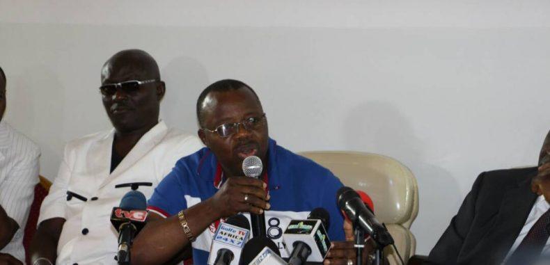 Conférence de presse en prélude au démarrage des championnats de football au Bénin: La nouvelle date connue, les clubs désormais fixés