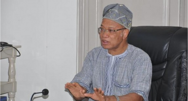 Face à la crise électorale : Le vibrant appel du médiateur de la République, Joseph Gnonlonfoun