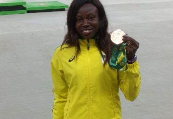 4èmes jeux de la Solidarité Bakou 2017: Noélie Yarigo offre au Bénin sa première médaille