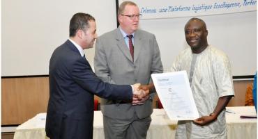 Management environnemental et performances : Le port de Cotonou certifié Iso 14001 version 2015
