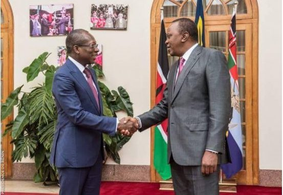 Voyage de travail au Kenya : Patrice Talon chaleureusement accueilli à Nairobi