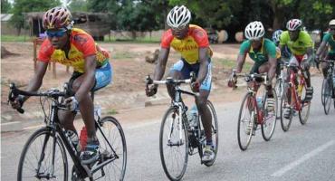 14e Tour cycliste international du Bénin: Le Burkinabé Mathias Sorgho remporte la première étape