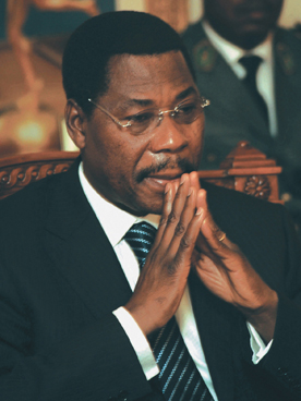 Affaire Ebomaf:Yayi coupable de son silence