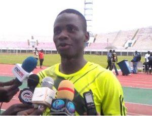 Mama seibou, capitaine des Ecureuils locaux: «Le match du dimanche est un match plus que capital pour nous»