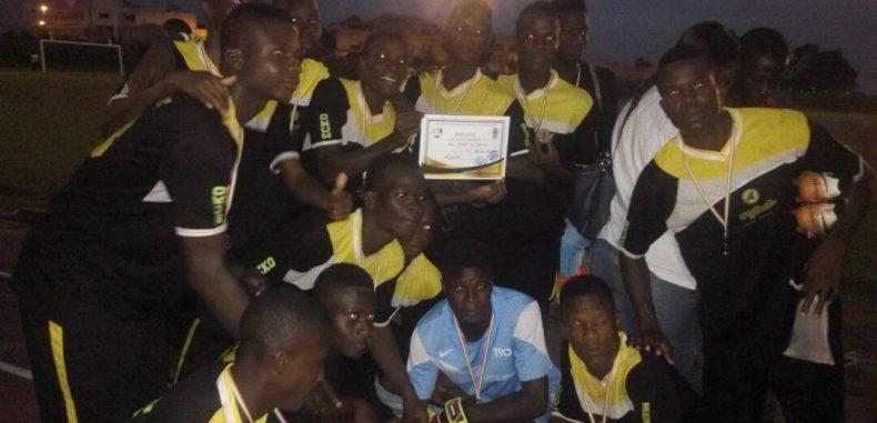 ABI SPORT séduit les ivoiriens au Golden Cup à Abidjan