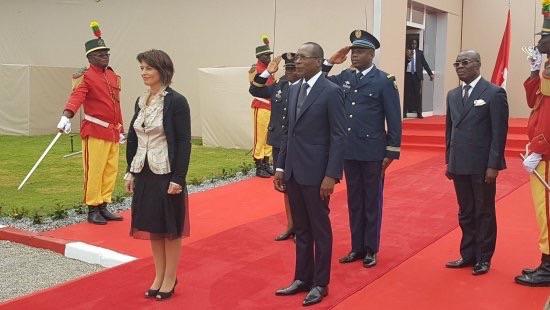 Suite à la visite de la Présidente de la Confédération Suisse à Cotonou La Suisse accorde 47 milliards FCFA d'aide au Bénin