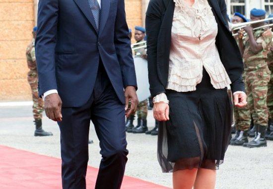 Visite de la présidente Suisse au Bénin : Ce qui a positivement marqué Doris Leuthard