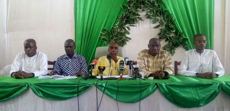 Appel lancé à Talon pour sauver le Bénin : Le Fsp exige des états généraux