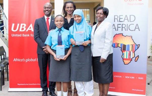 La fondation UBA part à la conquête de l'est avec l'initiative 'l'Afrique qui lit'
