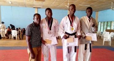 Open de taekwondo de Parakou: Une entrée en matière réussie en attendant le prochain championnat