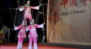 Troupe artistique de la région autonome Hui de Ningxia: Splendide spectacle des artistes chinois à Cotonou
