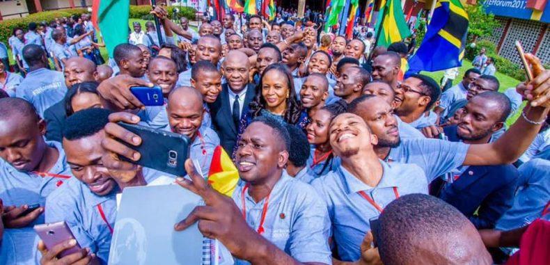 LA FONDATION TONY ELUMELU (TEF) CLÔT LE FORUM DE L'ENTREPRENEURIAT 2017 – LA PLUS GRANDE RENCONTRE DES ENTREPRENEURS AFRICAINS