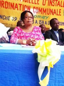 Déclaration du Secrétaire général adjoint du parti de Claudine Prudencio: « L'Udbn n'apprécie plus les positions d'Ajavon»