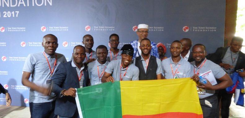Le Bénin bien représenté au Forum de l'entreprenariat de la Fondation Tony elumelu