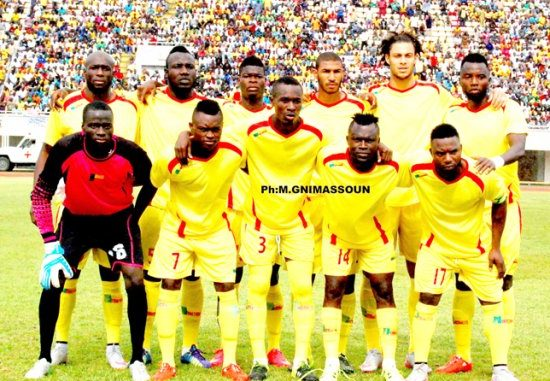 Match amical Bénin- Gabon : Les Ecureuils du Bénin défient les Panthères du Gabon ce jour