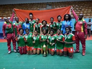 Bilan du Tournoi Zone 2 et 3 cadettes de handball