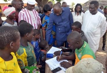 Mise en œuvre du RAVIP: Bio Tchané rassure les élus communaux