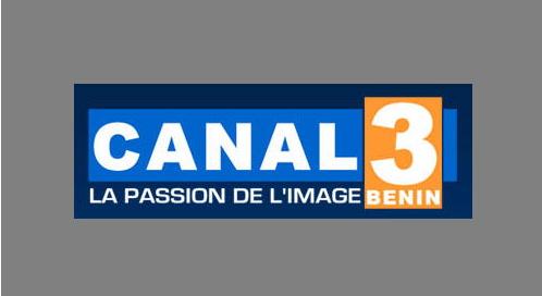 Média Canal3 TV sommé d'arrêter la diffusion de ‹‹100% Bénin››