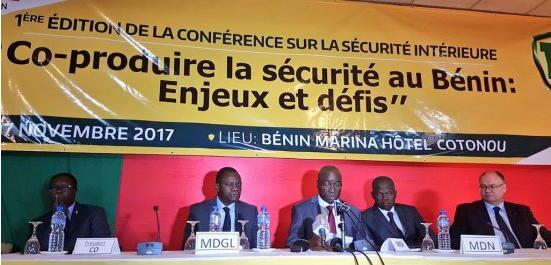 Sécurité: Sacca Lafia ouvre la conférence sur la Sécurité intérieure