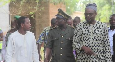 Descente du ministre de l'Eau et des Mines dans le Zou-Collines: Samou S. Adambi préoccupé par la situation de l'eau