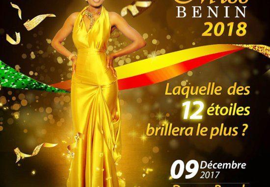 23ème édition de Miss Bénin : La plus belle fille béninoise connue le samedi 9 décembre