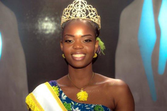 Miss Bénin 2018 : Christelle Lougbégnon, la plus belle fille de l'année