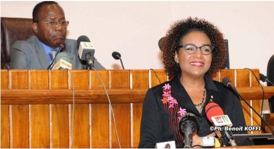 Visite de Michaëlle Jean au Palais des Gouverneurs : L'OIF s'engage à accompagner le Parlement béninois