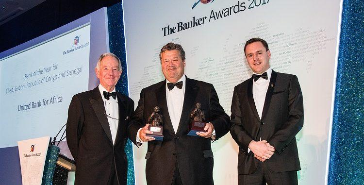 Le Groupe UBA remporte le prix de la Banque africaine de l'année lors de la cérémonie de Banker Awards