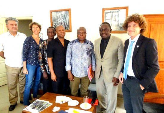 Coopération dans le secteur agricole : Gaston Dossouhoui salue l'engagement de Enabel Bénin