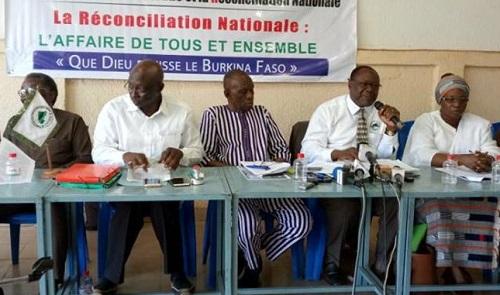 Réconciliation nationale : La CODER pour une justice transitionnelle à la place de la justice classique