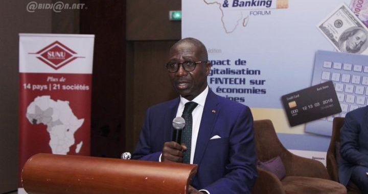 Africa Digital Money & Banking Forum/ Jean Louis Ekra : ''L'Afrique est devenue le leader mondial dans le domaine de la monnaie digitale''