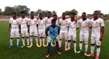 Eliminatoires Can U-20: Les Ecureuils juniors à nouveau en stage