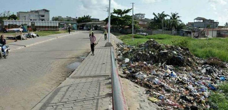 Insalubrité inquiétante dans la capitale économique : Cotonou végète dans une souillure ostentatoire !