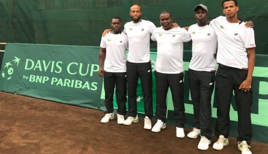 Tennis Coupe Davis 2018, le Bénin affronte le Cameroun ce mardi