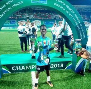 Football for the Friendship: Première participation du Bénin et première victoire