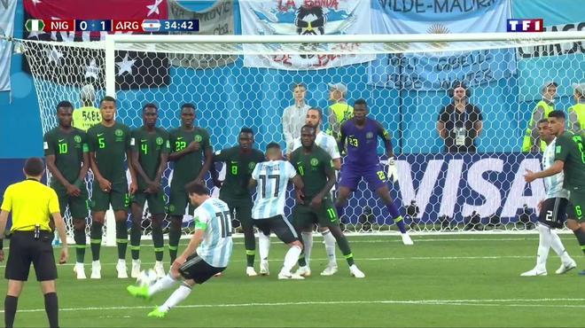 Echos du mondial 2018: Le Nigeria rejoint le Maroc, l'Egypte et la Tunisie sur le banc des éliminés