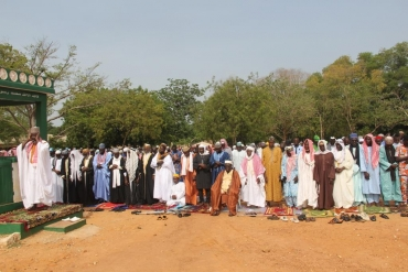 Célébration de l'Aïd El Fitr à Natitingou: Appel à cultiver la paix