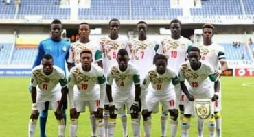 Match décisif entre le Sénégal et la Colombie