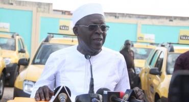 Amélioration de la mobilité urbaine: Les véhicules de Bénin-Taxis désormais en circulation à Parakou