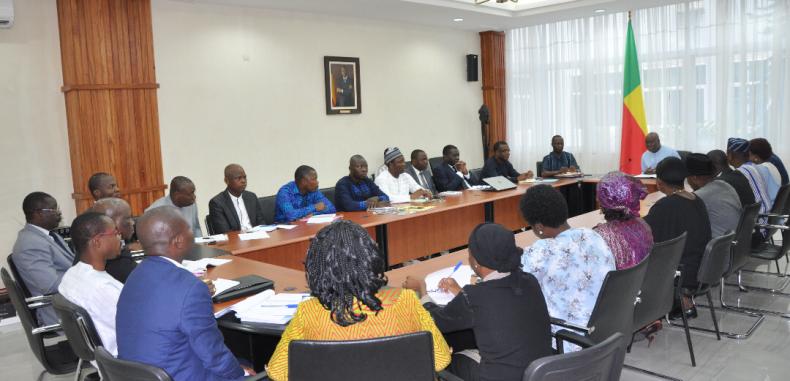 Ministère des affaires étrangères:L'amélioration des performances préoccupe le ministre Agbénonci