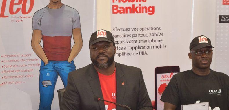 UBA Bénin met à la disposition de la population «Leo», le banquier virtuel et intelligent