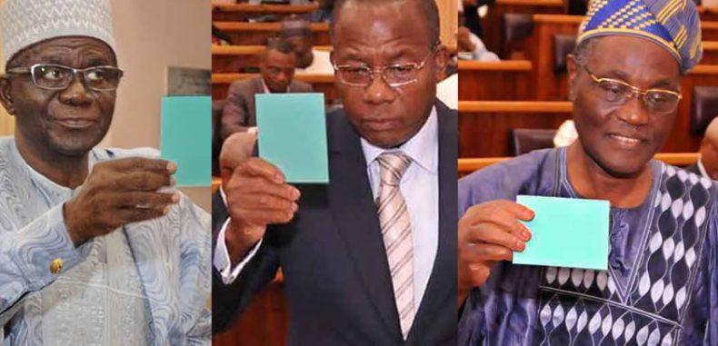 Tentative d'amendement de la Constitution : Dérouté, le pouvoir cafouille