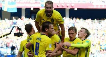 La Suède en quarts de finale après 24 ans