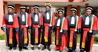 ecours contre les résultats des législatives 2019 12 députés en sursis devant la Cour constitutionnelle