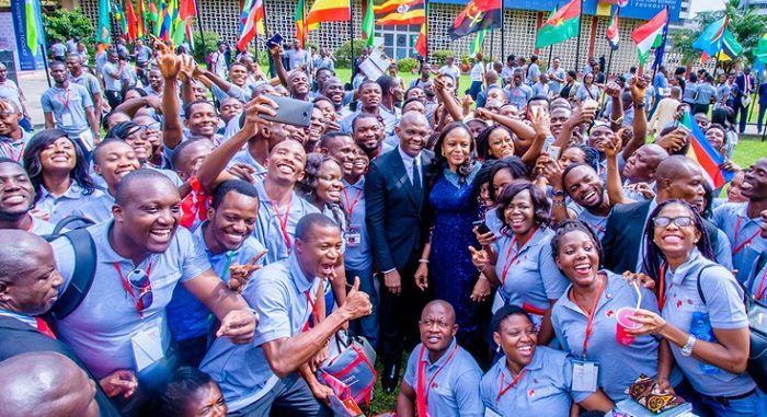 4ème Forum annuel de l'entrepreneuriat de la Fondation Tony Elumelu annoncé pour le 25 octobre 2018