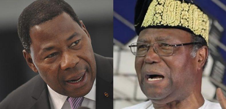 Convocation de deux anciens présidents par la Cour constitutionnelle : Soglo parle de « plaisanterie de mauvais goût »