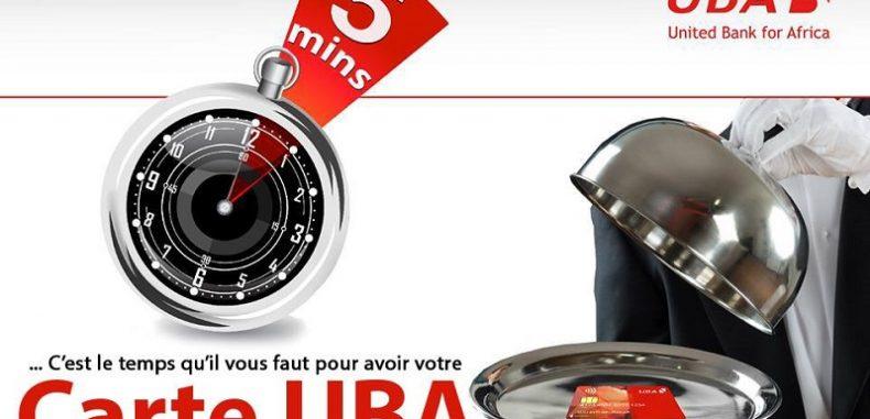 Moyens de paiement électroniques : LES EXCELLENTES CARTES PREPAYEES VISA DE UBA