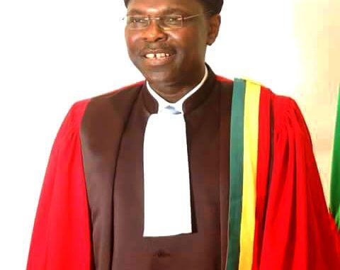 Activités scientifiques à la Cour constitutionnelle:Djogbénou veut rendre hommage à ses prédécesseurs
