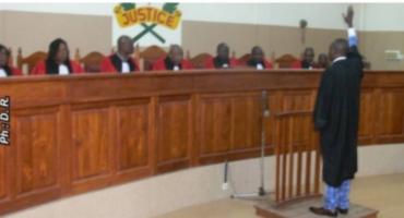 Justice: Sept nouveaux huissiers entrent en fonction